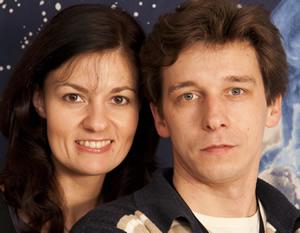 Екатерина и Виктор Барановы